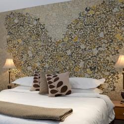 Fotomural Mosaico De Mariposas