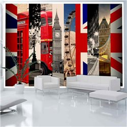 Fotomural Iconos de Londres