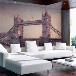 Fotomural Pintura de Londres