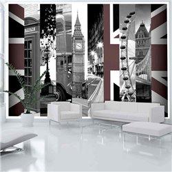Fotomural Iconos de Londres II