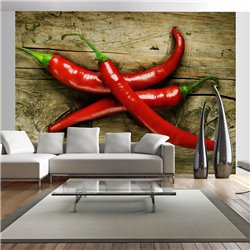 Fotomural Chiles Picantes