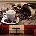 Fotomural Café y Anis Estrellado