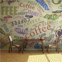Fotomural Frangancia del Café