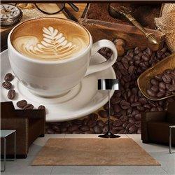 Fotomural Pasión por el Café