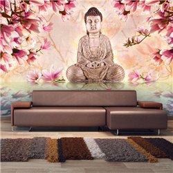 Fotomural Buda Floral