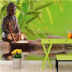 Fotomural Ritual Budista