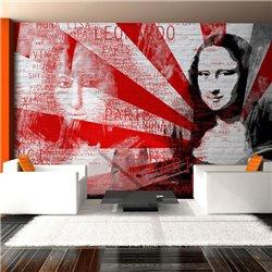 Fotomural Mona Lisa Moderna