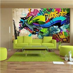 Fotomural Funky Graffiti
