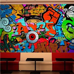Fotomural Graffiti Art