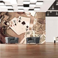 Fotomural Cartas De Poker