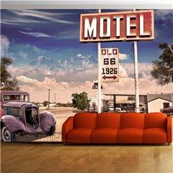 Fotomural Motel De Carretera