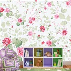 Fotomural Shabby Chic, Estampado Floral