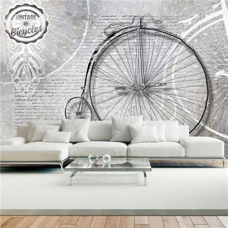 Fotomural Vintage Bicycles