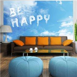 Fotomural Be Happy
