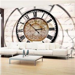 Fotomural Reloj Romántico