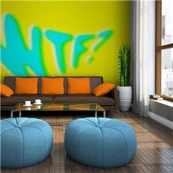 Fotomural Wtf? (Graffiti)