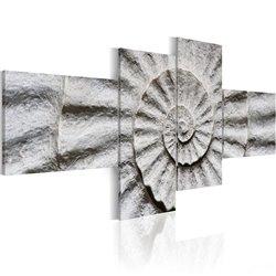 Cuadro Concha de piedra