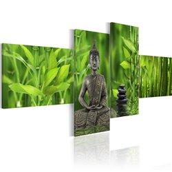 Cuadro La paz, la tranquilidad, la armonía - Zen