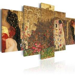 Cuadro Klimt's muses