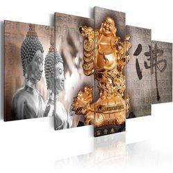 Cuadro Smile to Buddha!