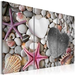 Cuadro Piedras del amor