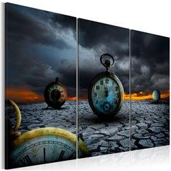 Cuadro Tiempo de destrucción
