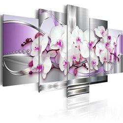 Cuadro Orquídea y fantasía