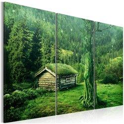 Cuadro Ecosistema forestal