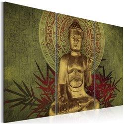 Cuadro Saint Buddha