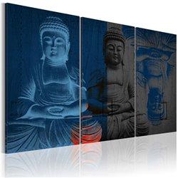 Cuadro Buddha - escultura