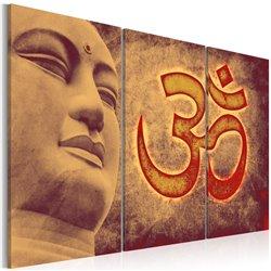 Cuadro Buddha - símbolo