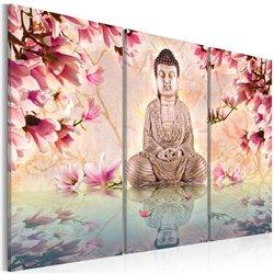 Cuadro Buddha - meditación