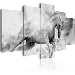 Cuadro El último unicornio