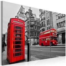 Cuadro La vida en Londres
