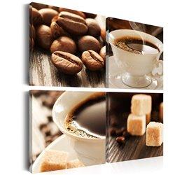 Cuadro Una taza de café