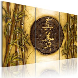 Cuadro Símbolo oriental