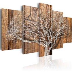 Cuadro Crónica de los árboles