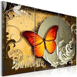 Cuadro Vuelo de la mariposa