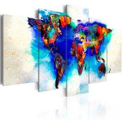 Cuadro Todos los colores del mundo