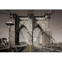 WALKWAY - PUENTE BROOKLYN NEW YORK