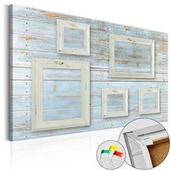 Tablero de corcho Retro Gallery [Corkboard]