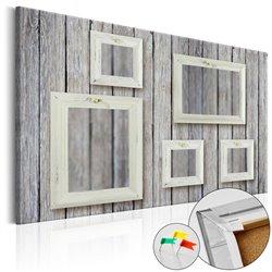 Tablero de corcho Stylish Gallery [Corkboard]