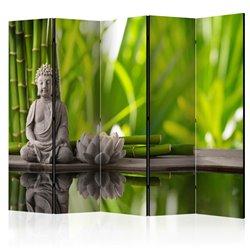 Biombo Meditation II