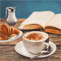 Cappuccino & Book