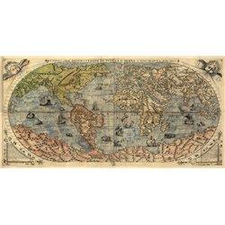 Universale descrittione di tutta la terra, 1565