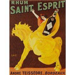 Rhum Saint Esprit, 1919