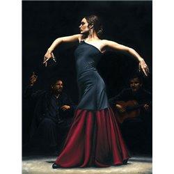 Encantado por flamenco