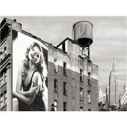 Billboards in Manhattan 1