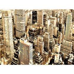 Skycrapers in Manhattan, NYC