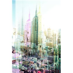 Empire State Building Multiexposure I